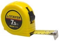 "Рулетка STAYER ""MASTER"" ""MaxTape"" 34014-07-25"